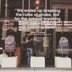 AMS - shoe store