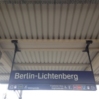Berlin - where I was born