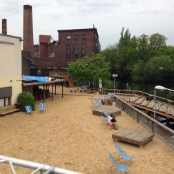 Berlin - Badeschiff