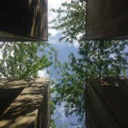 Berlin - Jewish Museum - Garden of Exile