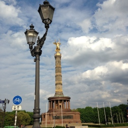 Berlin - Some famous statue