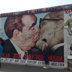 Berlin - East side gallery