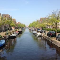Leiden - canal