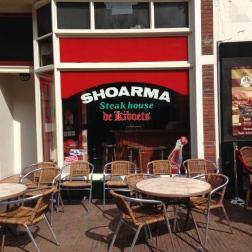 Leiden - Shoarma shop