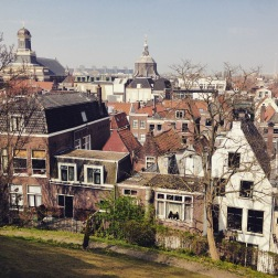 Leiden - from view point