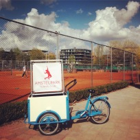 AMS - maiden voyage on EU clay Tennis