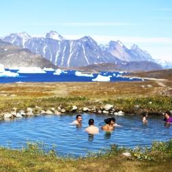 healing pools