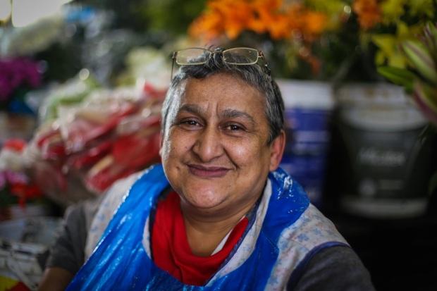 People of Cape Town - Glenda Bowman